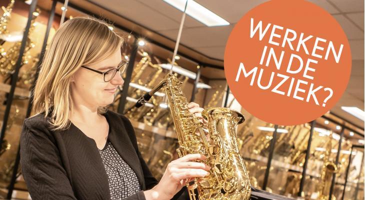 Muziekcentrum van Gorp Roosendaal zoekt verkoper blaasinstrumenten