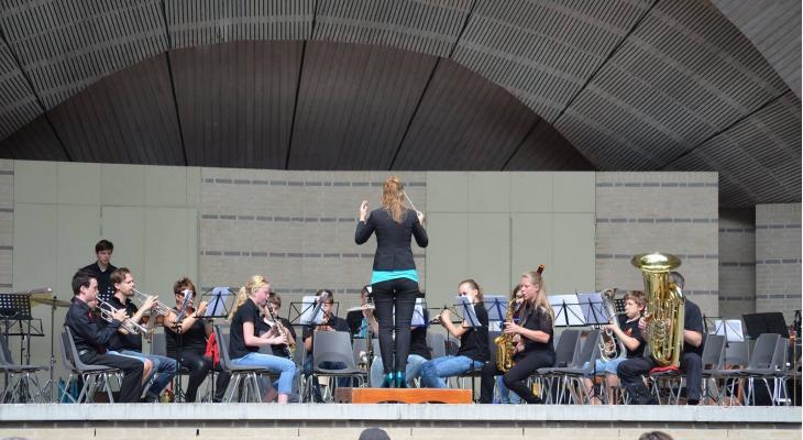 Koninklijke Harmonie Phileutonia Eindhoven zoekt dirigent opleidingsorkest