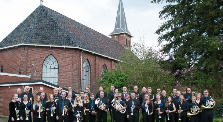 Oranjeconcert Wilhelmina met trombonist Brandt Attema