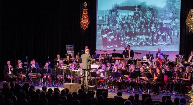100-jarige Excelsior Papendrecht geeft cd weg