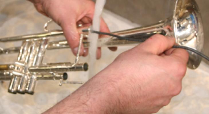 Tips voor reiniging instrument in coronatijd