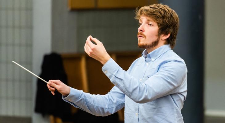 Wil je je ontwikkelen als dirigent?