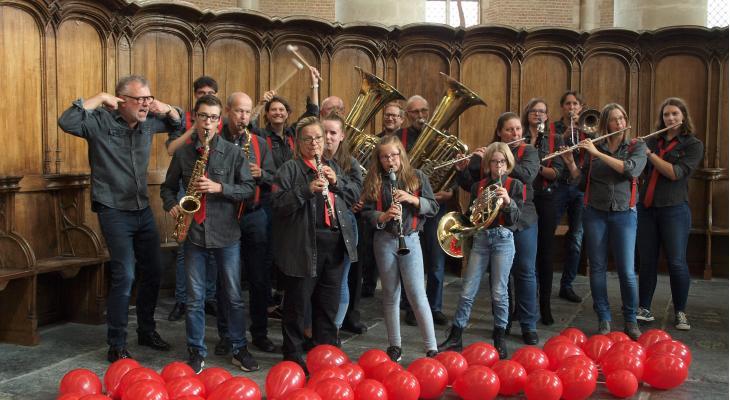 Play-in met thema Feest bij 100-jarige SDG Alkmaar