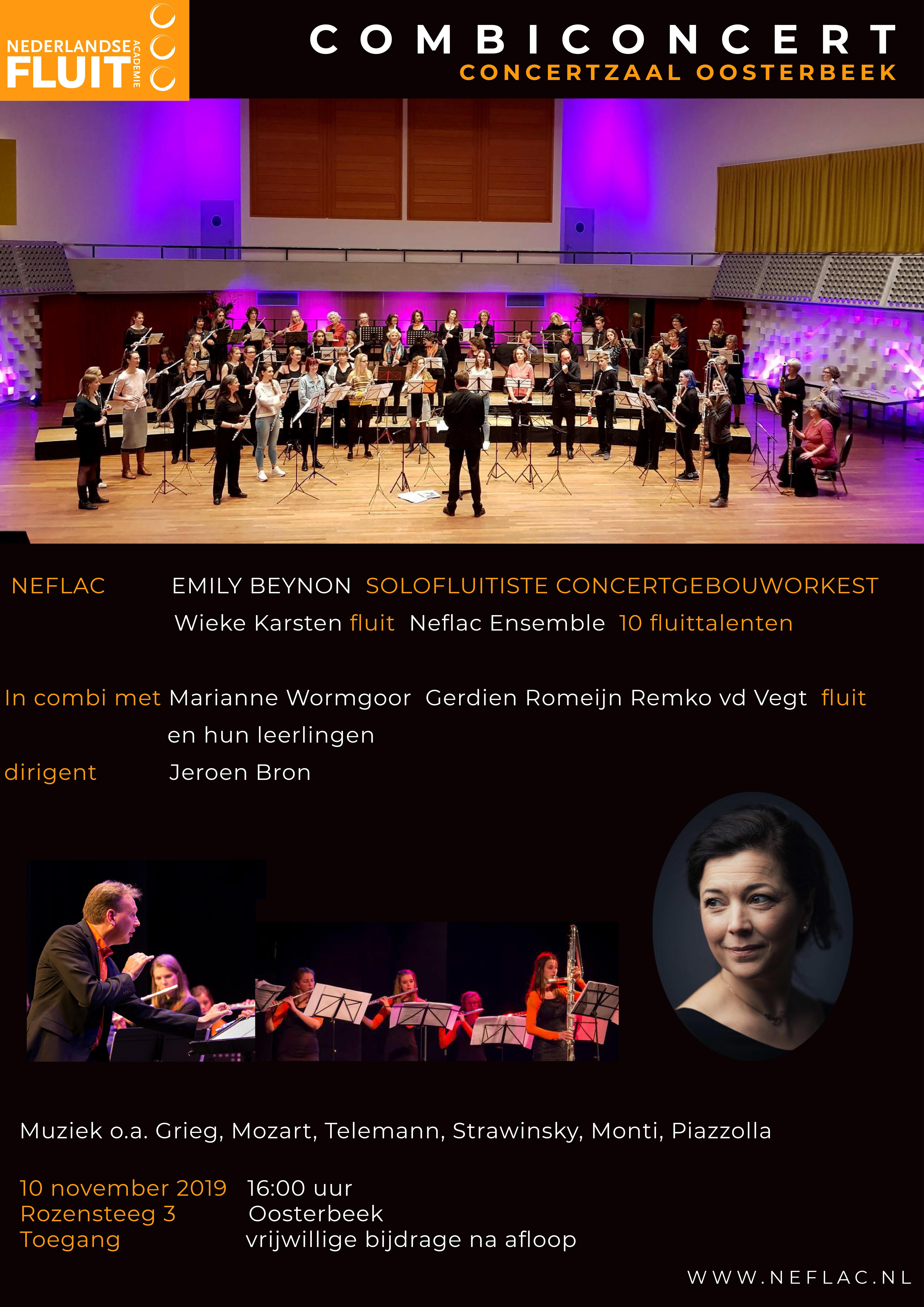 Concert Neflac CombiConcert