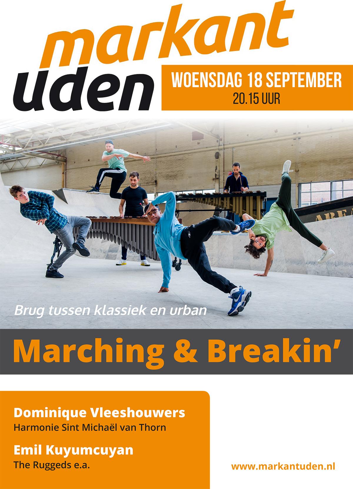 Dominique Uden tot 18 september