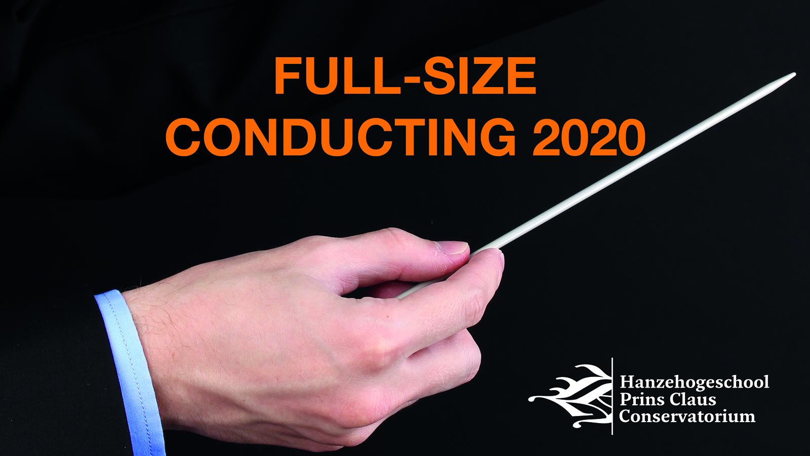 Full-Size Conducting tot 31 jan
