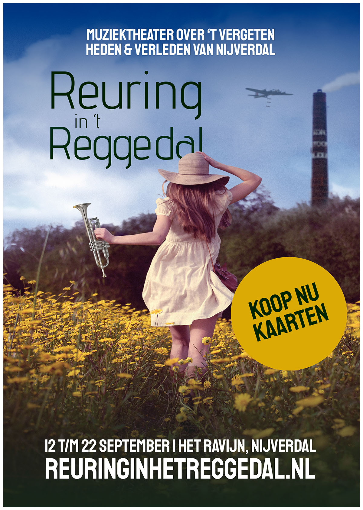 Reuring in het Reggedal tot 22 september