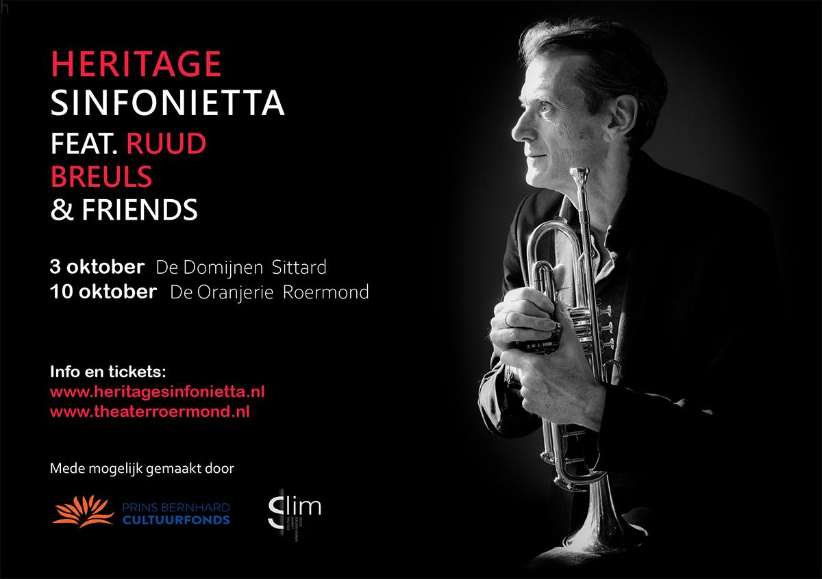Heritage Sinfonietta t/m week 41