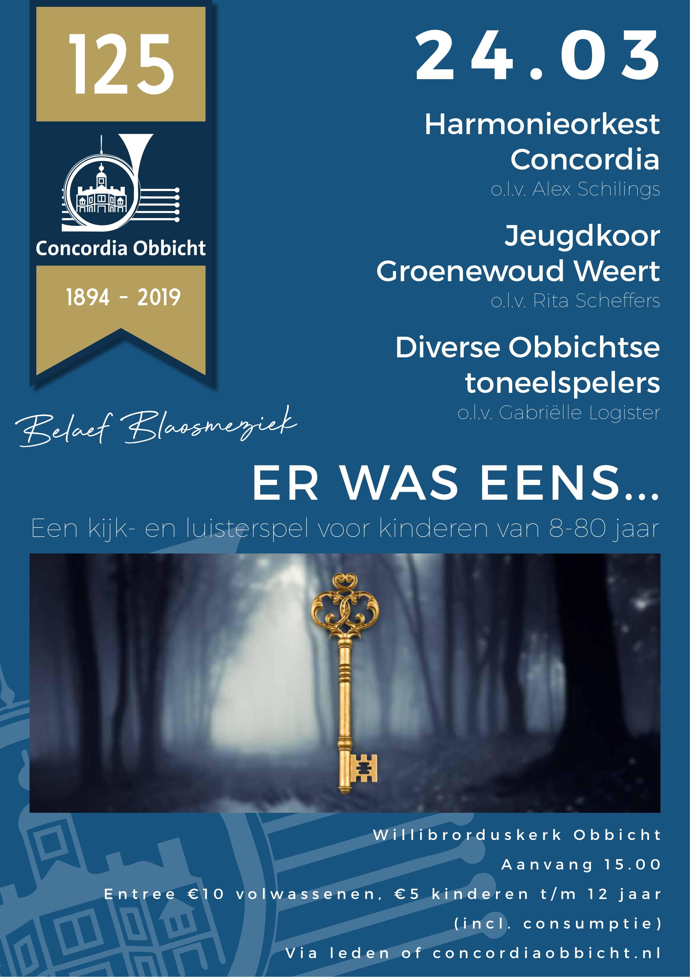 Concordia Obbicht week 12