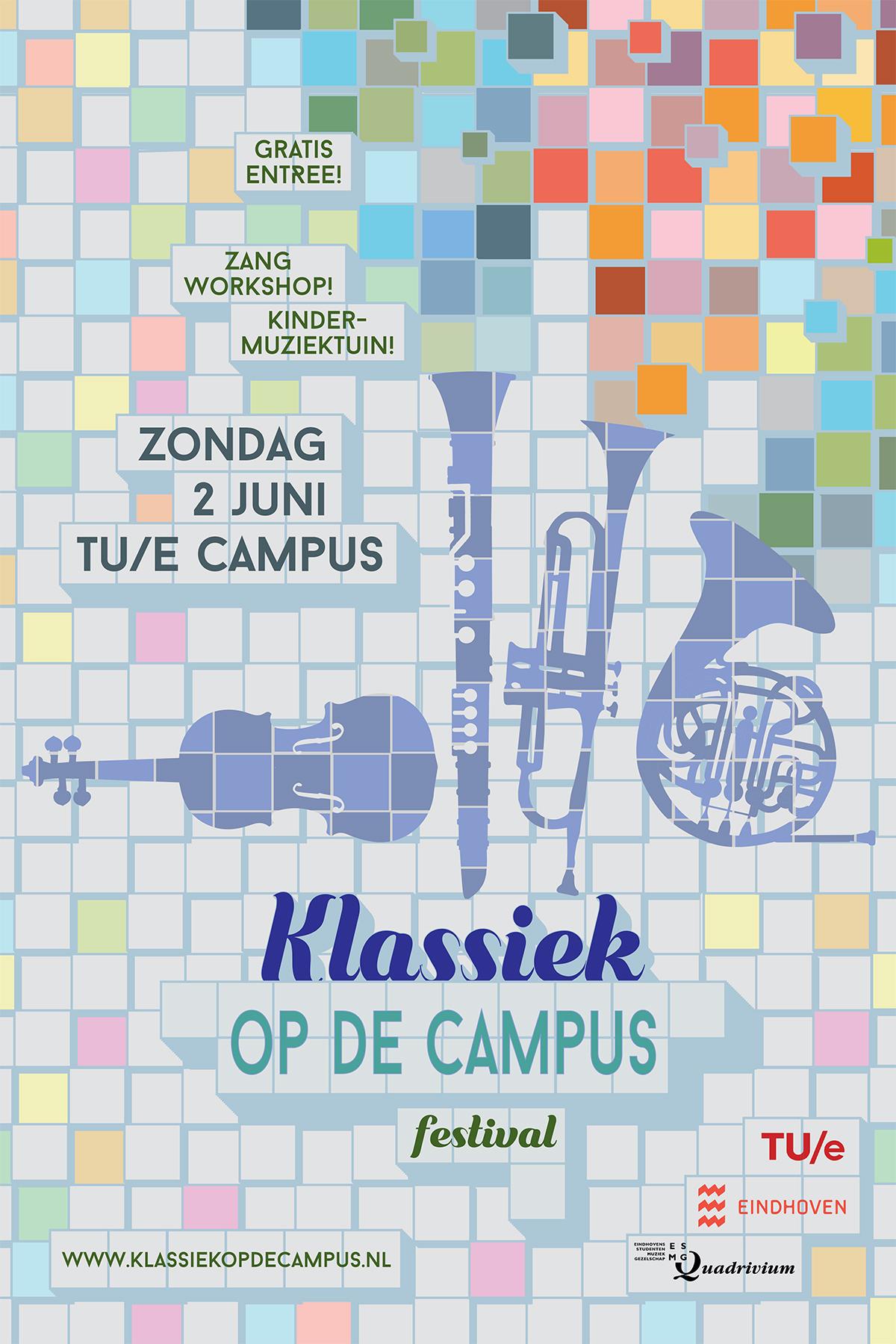 Campus Eindhoven 10 mei tot 2 juni