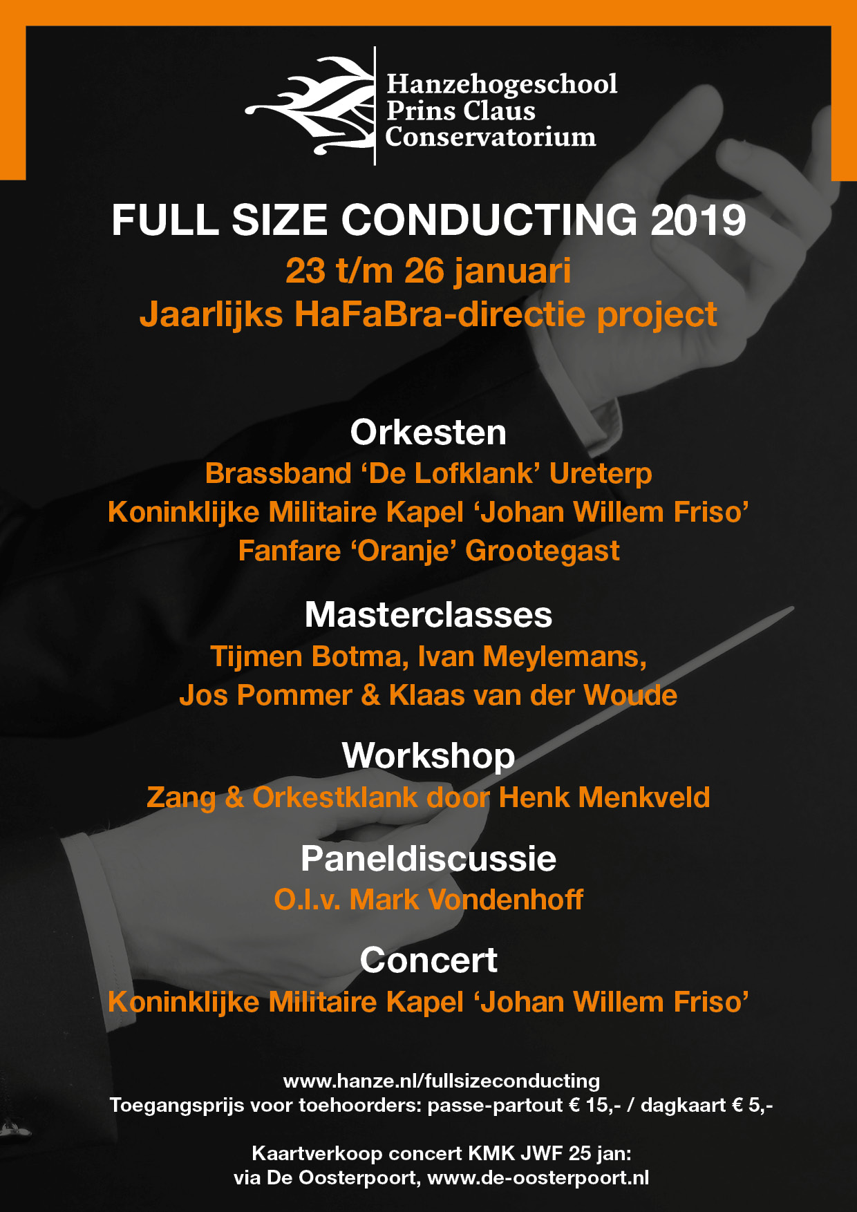 Full Size Conducting