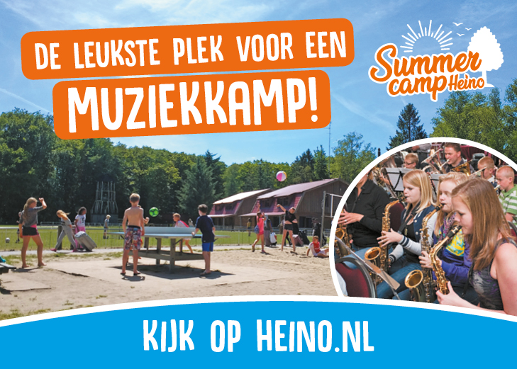 Summercamp Heino tot 1 febr 2022