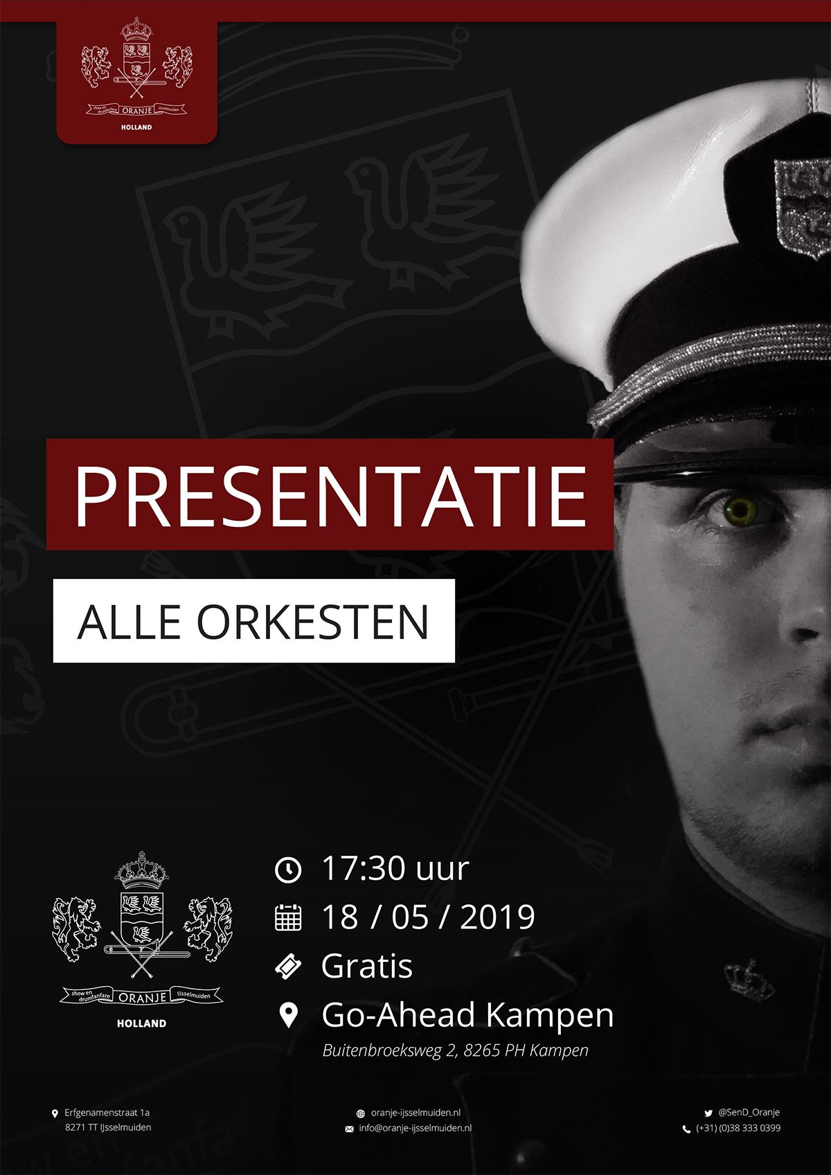 Presentatie Kampen tot 18 mei