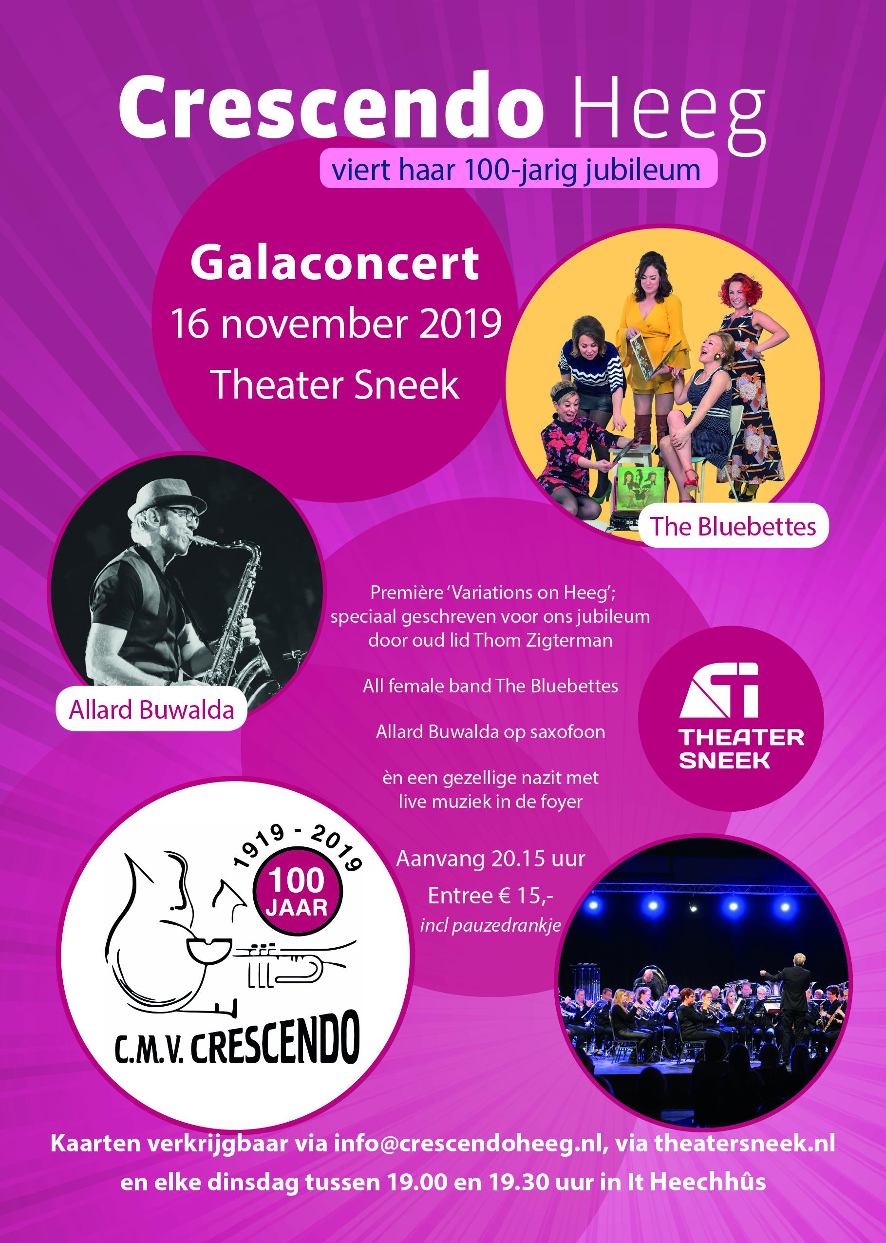 Concert Crescendo Heeg 16-11