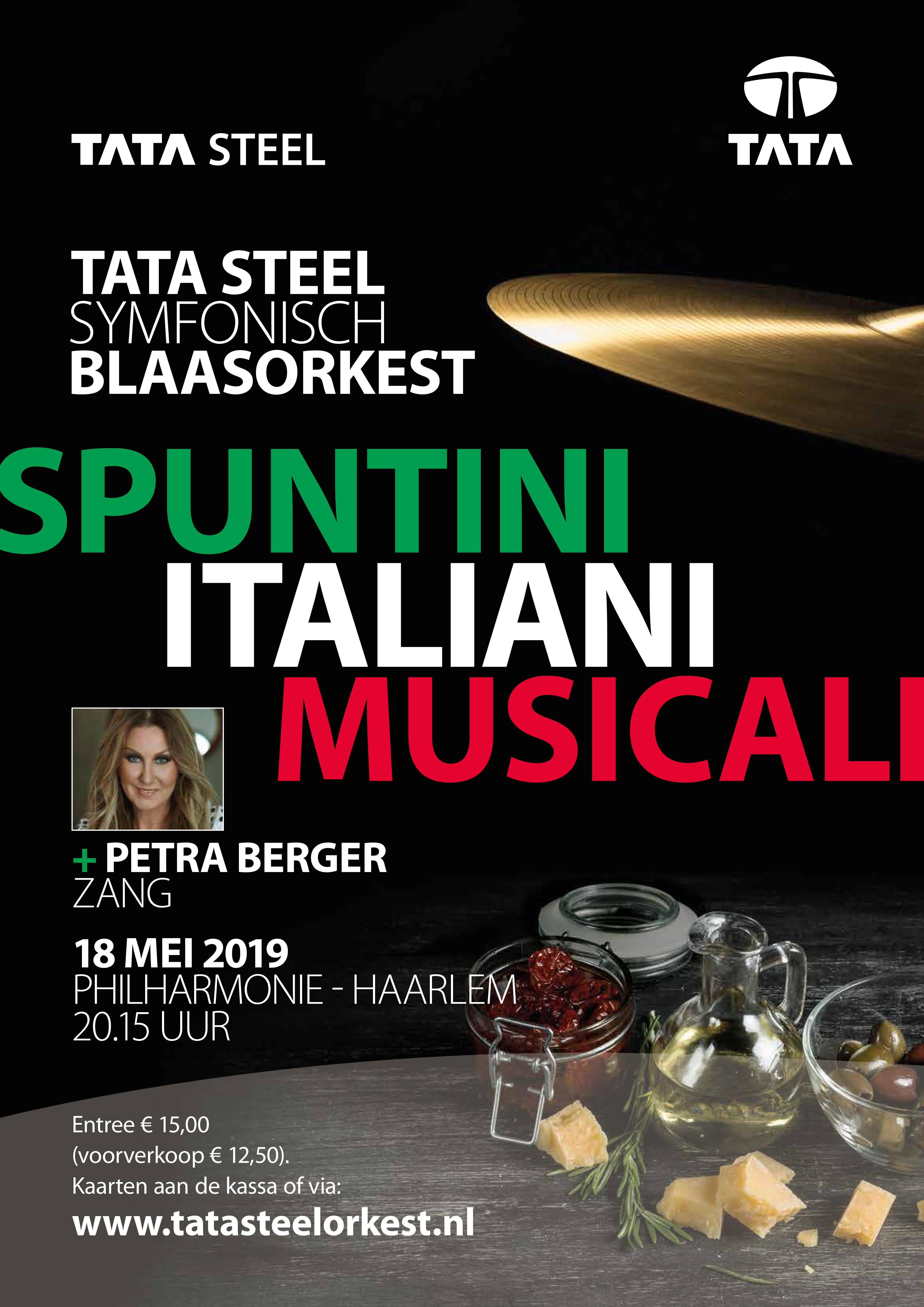Tata Steel 25 apr - 18 mei