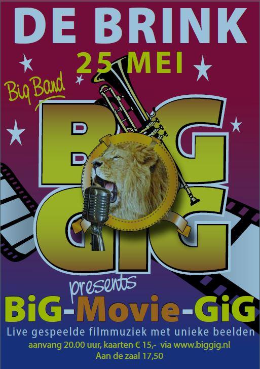 Big Band Big Gig van 18 - 25 mei