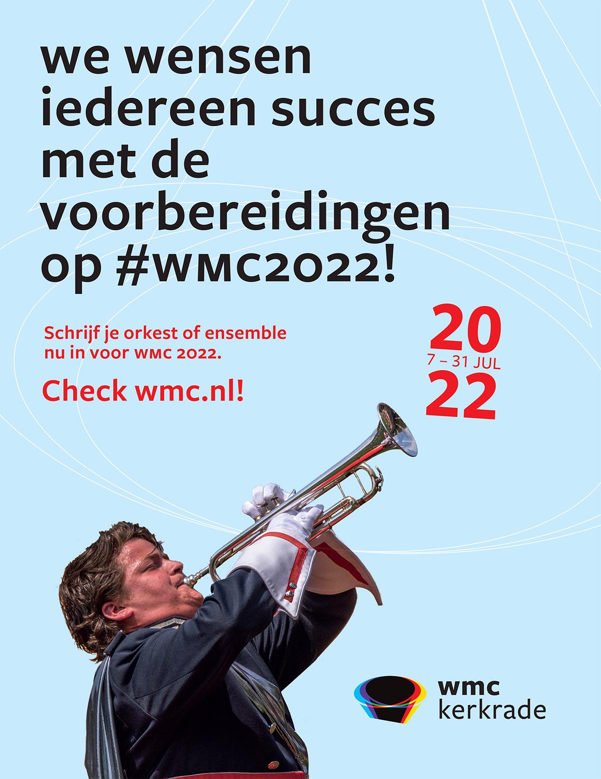 WMC inschrijven 1 november