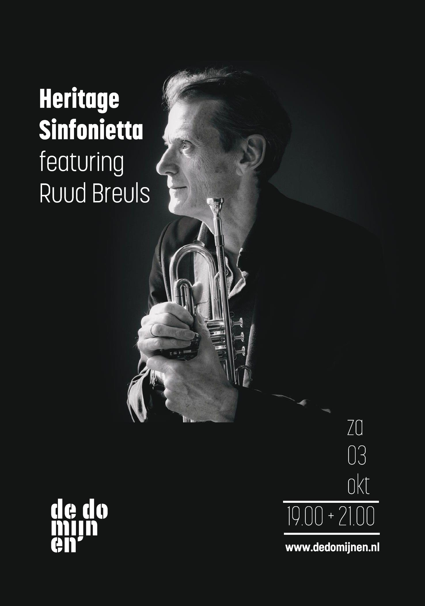 Heritage Sinfonietta Sittard t/m week 41