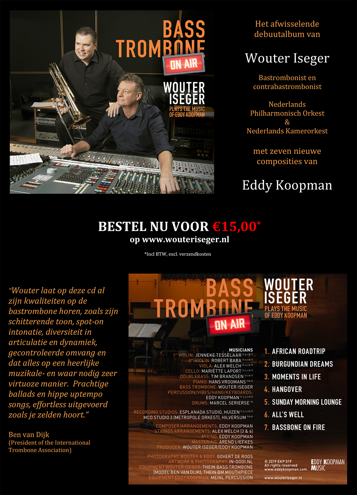 Bastrombone-cd