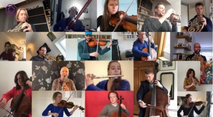 Muzikaal oppeppertje van Rotterdams Philharmonisch Orkest