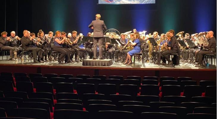 Hoogste score voor Euphonia Meerkerk in Hoogeveen