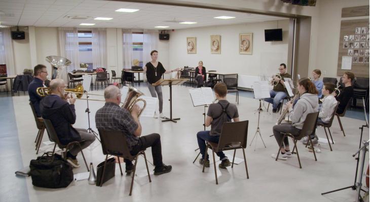 <p>Zembla belicht teloorgang van muziekscholen</p>