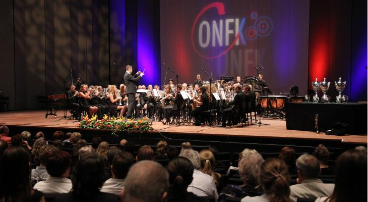Open fanfarekampioenschap 2020 met 20 deelnemers