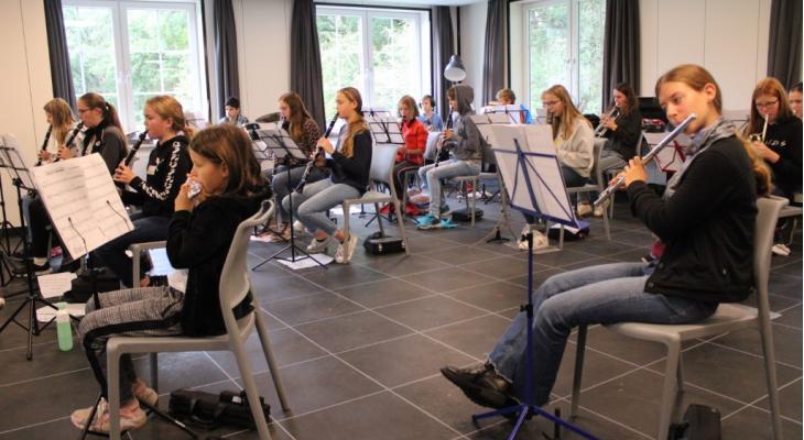 Eendracht Deventer zoekt enthousiaste dirigent voor haar jeugdorkesten