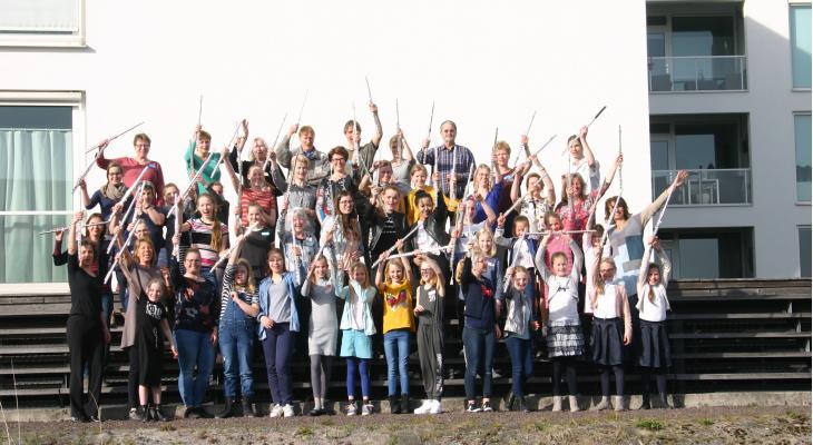 Dwarsfluitdag in Culemborg voor jong en oud