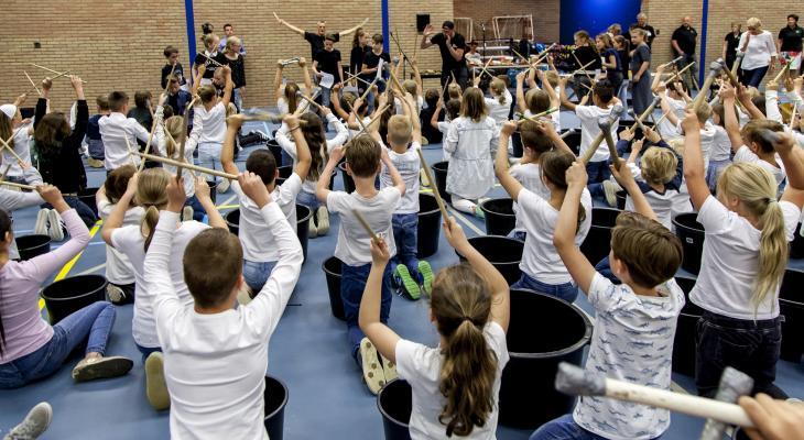 Tweede landelijke Kindermuziekweek start 27 maart