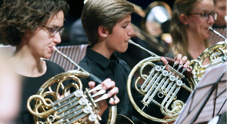 Veel jong talent op Dag van de Toekomstmuziek