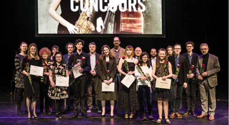 Violisten succesvol tijdens Prinses Christina Concours
