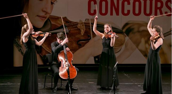 Boost je muzikaliteit met het Prinses Christina Concours
