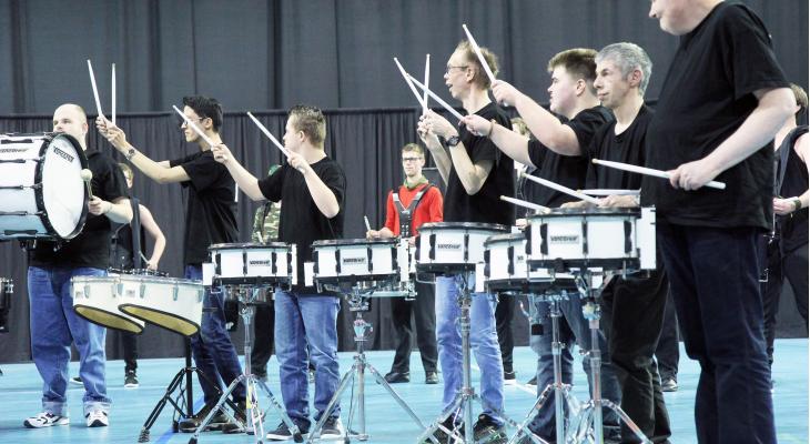 Actie voormuzikanten en dansers met een verstandelijke beperking