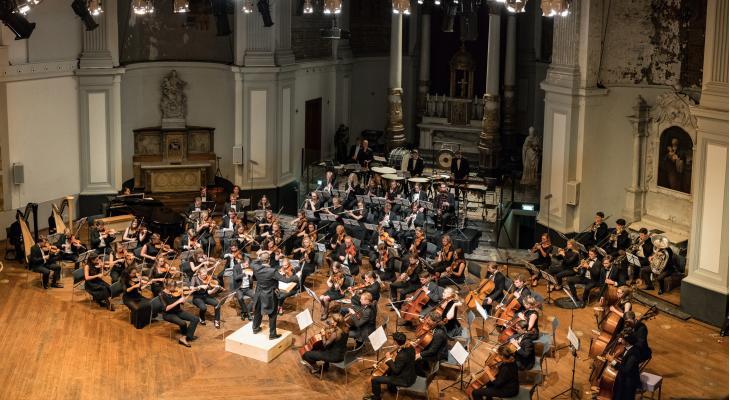 Nederlands Symfonie Project met fantasievol programma