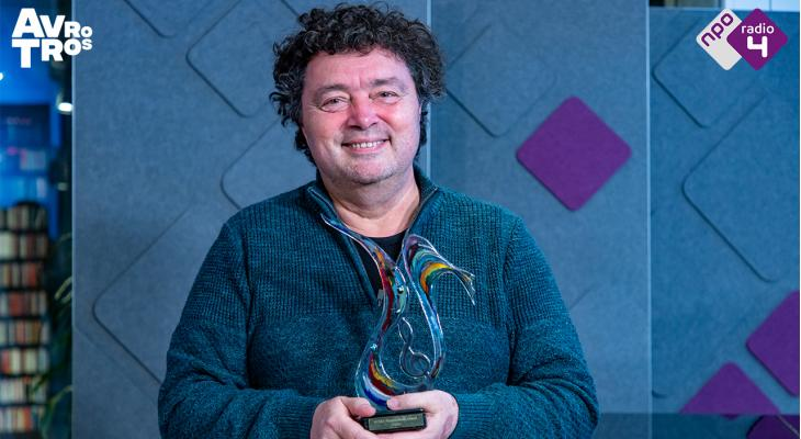 Buma Award uitgereikt aan Hardy Mertens en Bert Appermont