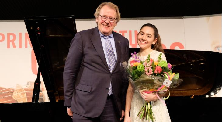 Finalisten Prinses Christina Concours bekend