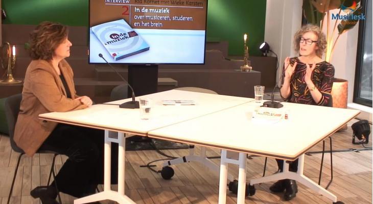 Studio Musidesk: webinar met Wieke Karsten