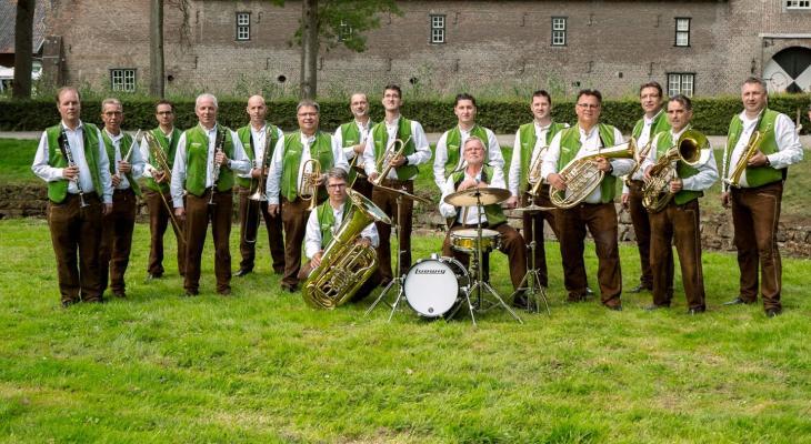 Zweimal Blasmusik met de Böhmerwaldkapel