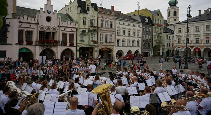 Tweede concert van Vakantieorkest Ad Hoc