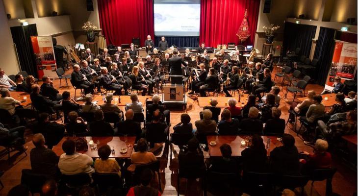 Koninklijke Harmonie MVC Udenhout zoekt dirigent