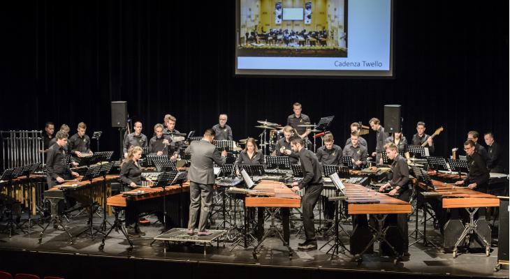 Tien ensembles naar NK slagwerk in Assen