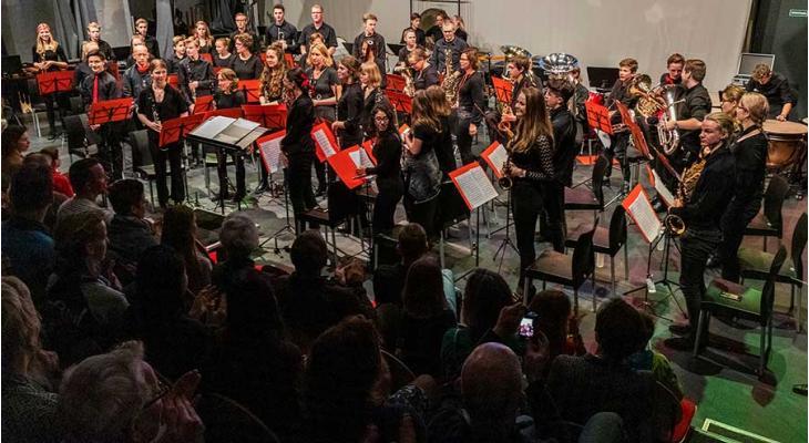 Harmonieorkest Vleuten zoekt dirigent voor B-orkest