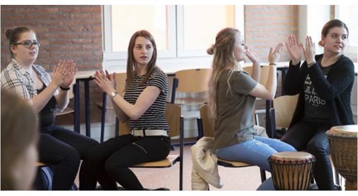 Workshops muziek voor groepsleerkrachten