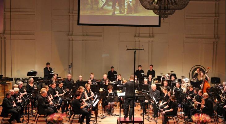 Songs of Liberation door Koninklijke Harmonie Oosterbeek