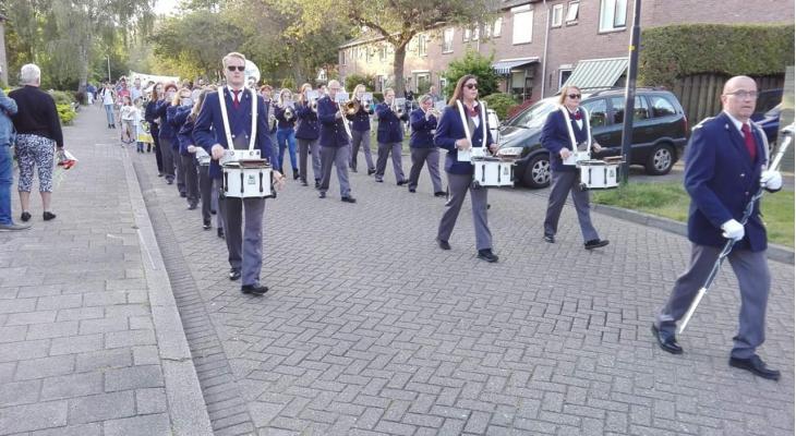 Concert Eendracht Apeldoorn en Sint Gregorius Hertme