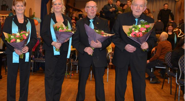 Wellse muziekvereniging opent 100-jarig jubileumfeest