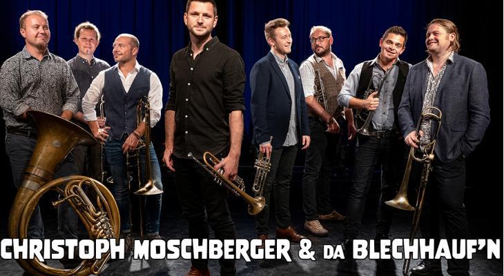Christoph Moschberger & Da Blechhauf'n naar Rijswijk