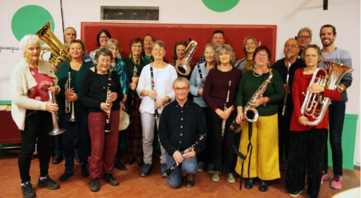 Muziek Gezelschap Wittenburg zoekt dirigent
