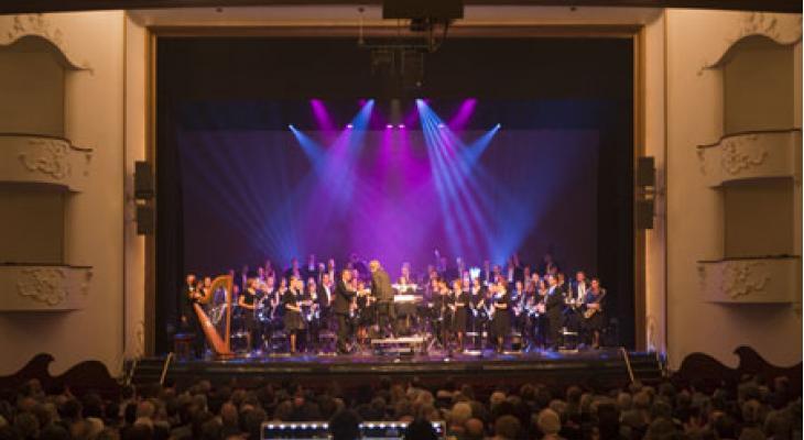 Dordrechts Philharmonisch Orkest met Catching Cultures